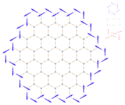 Topological metamaterials schematic